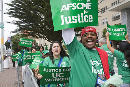 NLRB: AFSCME Chapter Unlawfully Tried To Cause Employee Firing During Decertification