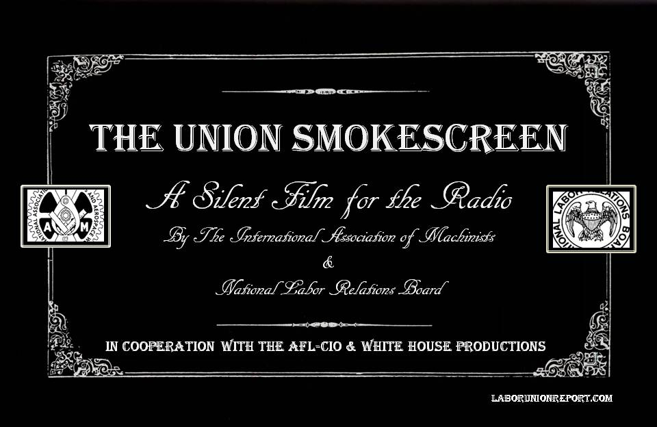 The Union Smokescreen