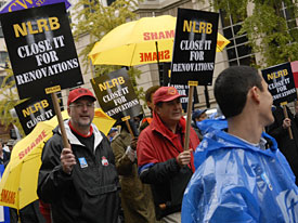 A One-Minute Primer On All That's Wrong With The NLRB's Ambush Election Rules