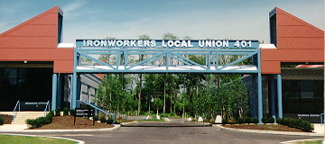 Ironworkers Local 401