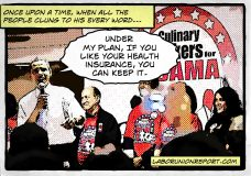 Unintended Consequences: ObamaCare May Cause 10,000 Union Members To Strike