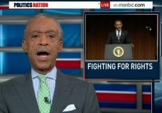 MSNBC Host Al Sharpton Rakes in Union Cash