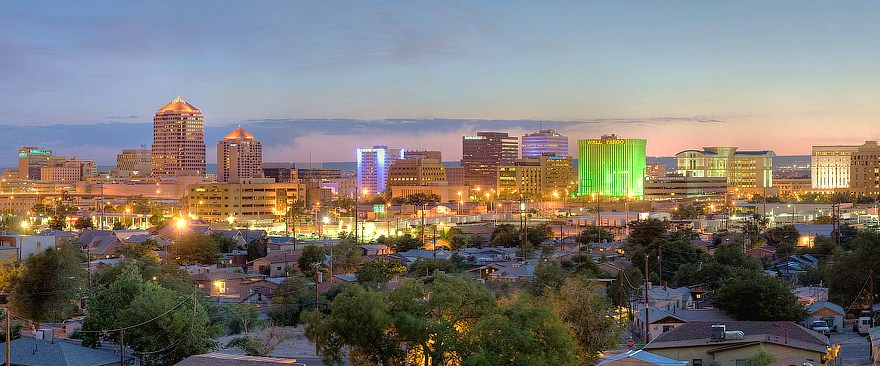 ALBUQUERQUE SUES UNIONS FOR DOING UNION WORK ON CITY TIME