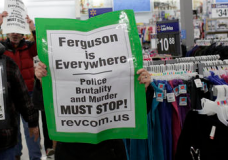 Mixed Marxist Messages: Communist Revolutionaries Blend #BlackFriday Protests With #Ferguson Protests