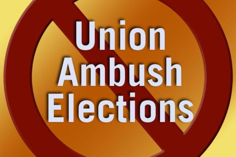 NLRB's Ambush Election Rules Are Here To Stay (For Now)