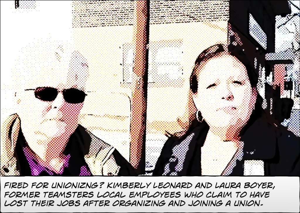 Fired For Unionizing