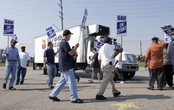 Collision Course? UAW and Auto