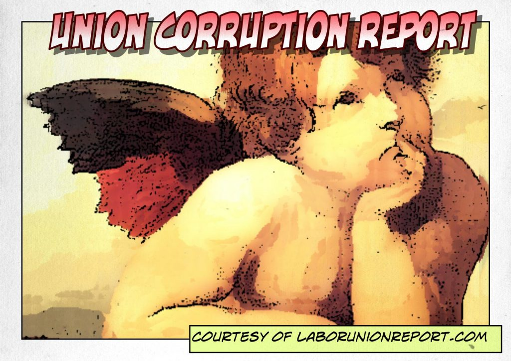 Union Corruption Report - Feb