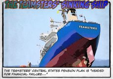 "The Teamsters' Sinking Ship: Central States Pension Fund Is ""Headed For Financial Failure…"""