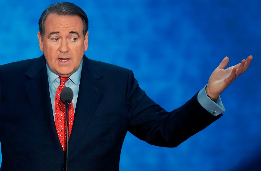 Union Bosses Meeting With 2016 Dem Candidates. . . .and <em>Mike Huckabee?</em>