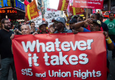 $80 MIllion & Counting: SEIU Will Spend 'Whatever It Takes' To Unionize Fast Food Workers