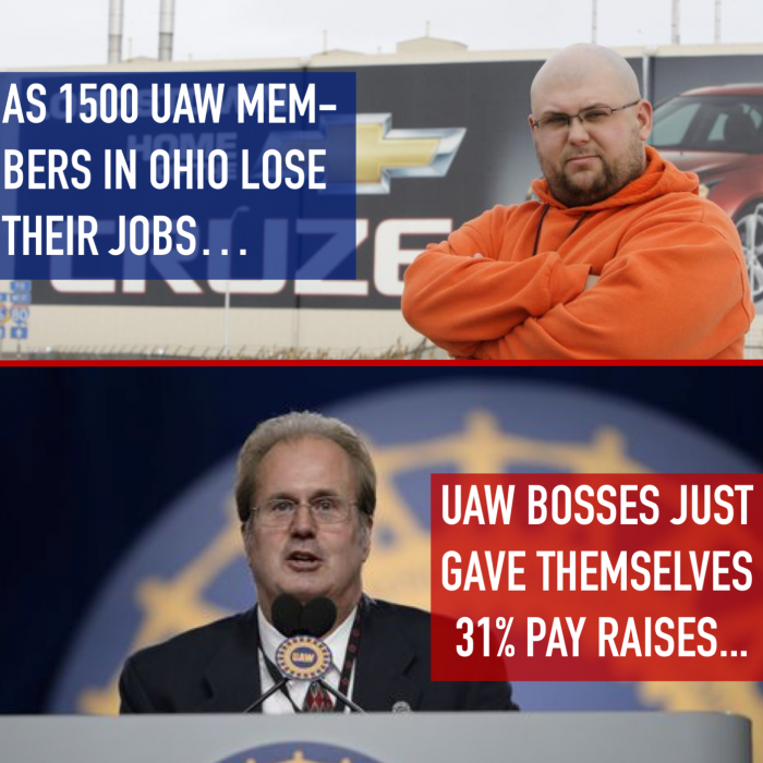Amid An Ongoing Corruption Investigation, UAW Membership Falls