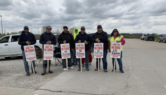 Daily Labor Union Report for Monday, May 6, 2019